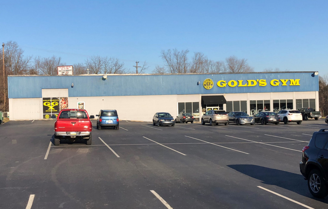 Former Gold's Gym – 298 Pauline Drive